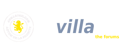 AVFC - Aston Villa Football Club Forum