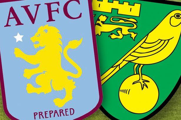 Hasil gambar untuk Aston Villa vs Norwich City