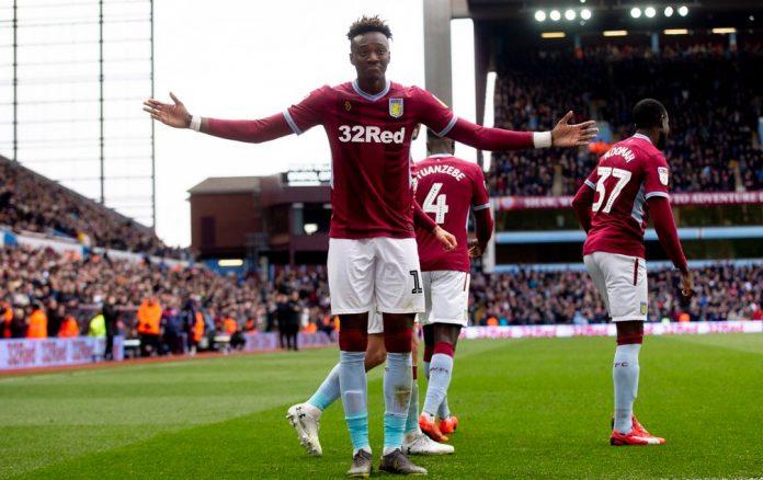 Chelsea forward, Abraham enjoyed his time at Villa