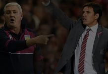 Steve Bruce and Chris Coleman