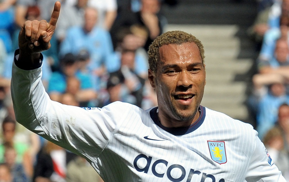 Carew loved his time at Villa