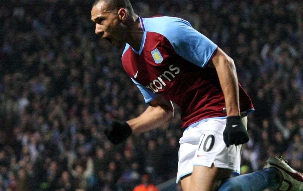 John Carew is a fan favourite at Aston Villa