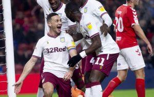 Chester opened the scoring against Boro