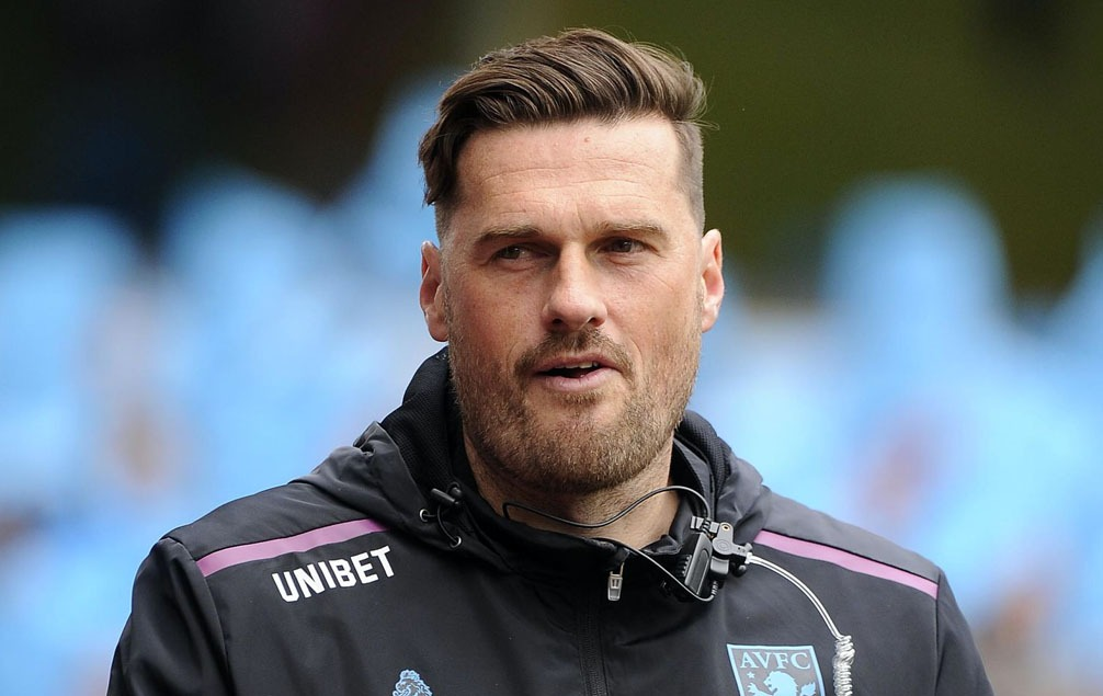 Neil Cutler - The Aston Villa goalkeeper coach