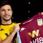 Drinkwater was a January signing for Villa