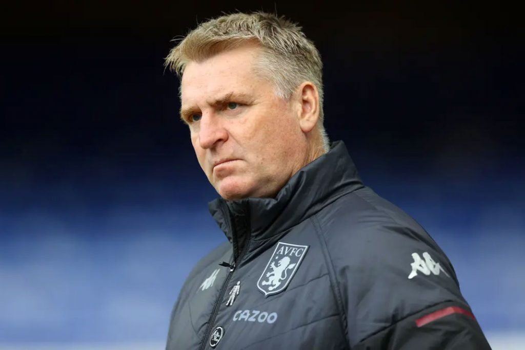Smith was unhappy with Villa's defeat to Watford