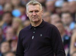 Aston Villa manager, Dean Smith
