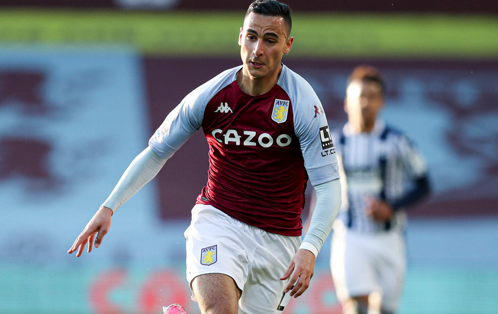 El Ghazi was subject to online abuse