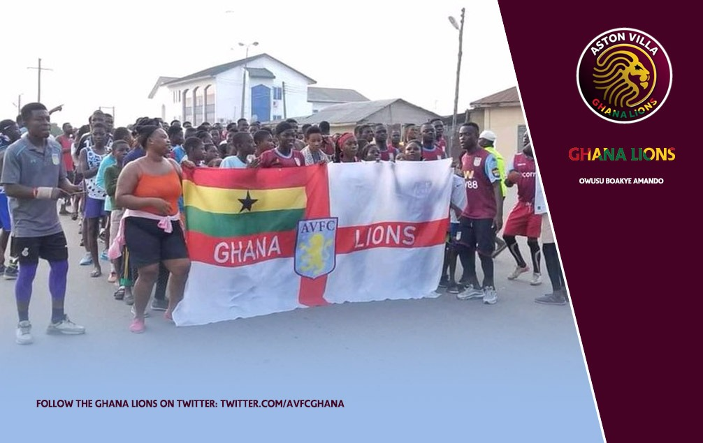 Ghana Lions