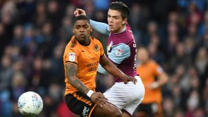 Wolves couldn't handle Grealish