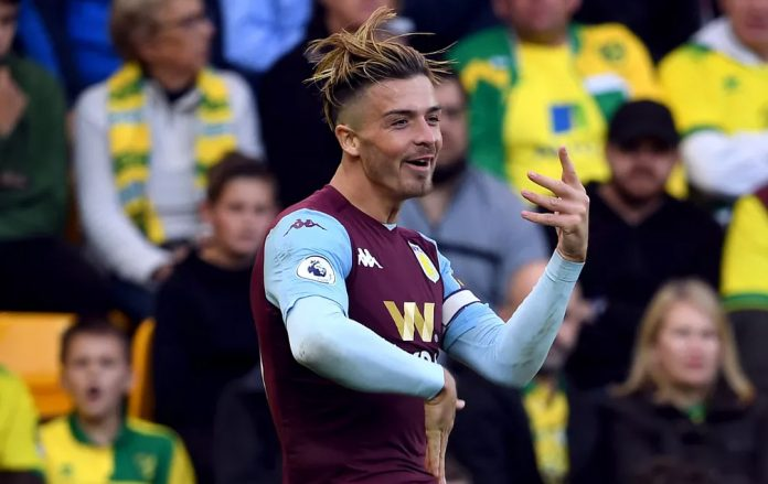 Grealish has been in fine form