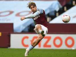 Grealish tried to lead a Villa fightback against Southampton