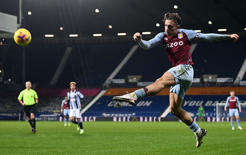 Grealish pulled the strings in the win over West Brom