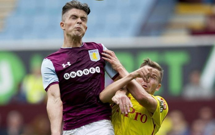 Grealish returned during the Festive period