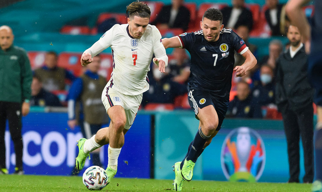 Villa will be hoping they can hold on to Jack Grealish who has shone this summer with England