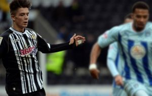 Grealish in his Notts County days