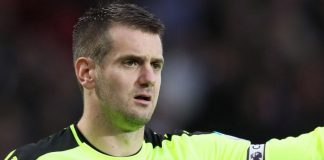 Heaton has been linked to be the new Villa goalkeeper