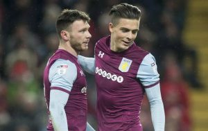 Grealish is back also.