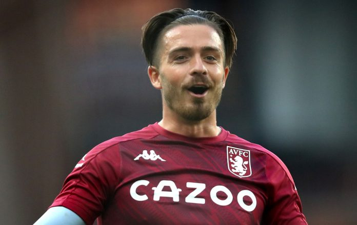 Grealish could be available for selection against Fulham
