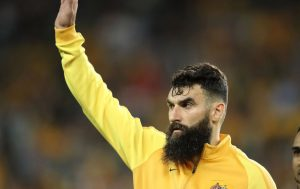Jedinak on International duty