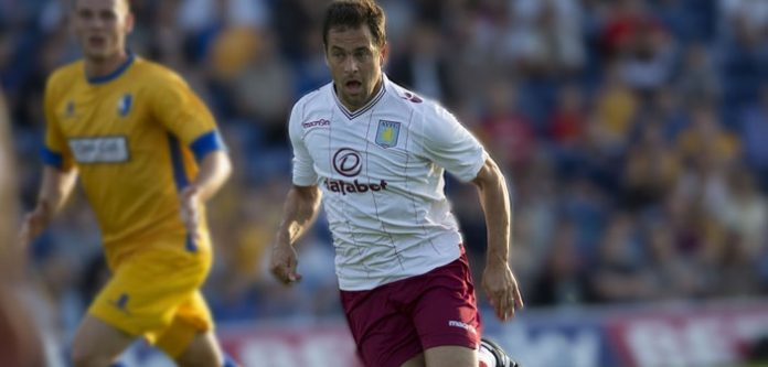 Joe Cole played for both Villa and Liverpool