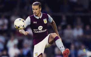 Joe Bennett struggled at Villa