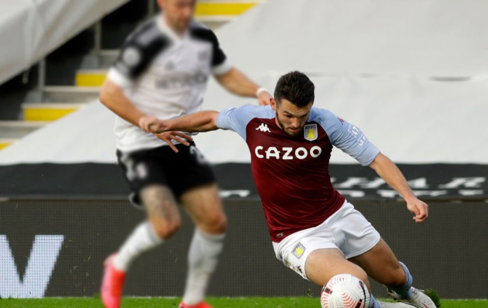 John McGinn was rated a 9 in tonights Player Ratings