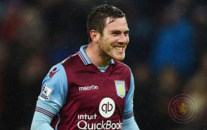 Veretout struggled to make an impact at Villa Park