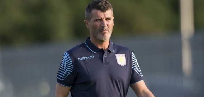 Keane is an ex-player like Terry