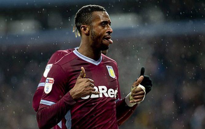 Kodjia earns Villa a point against Stoke