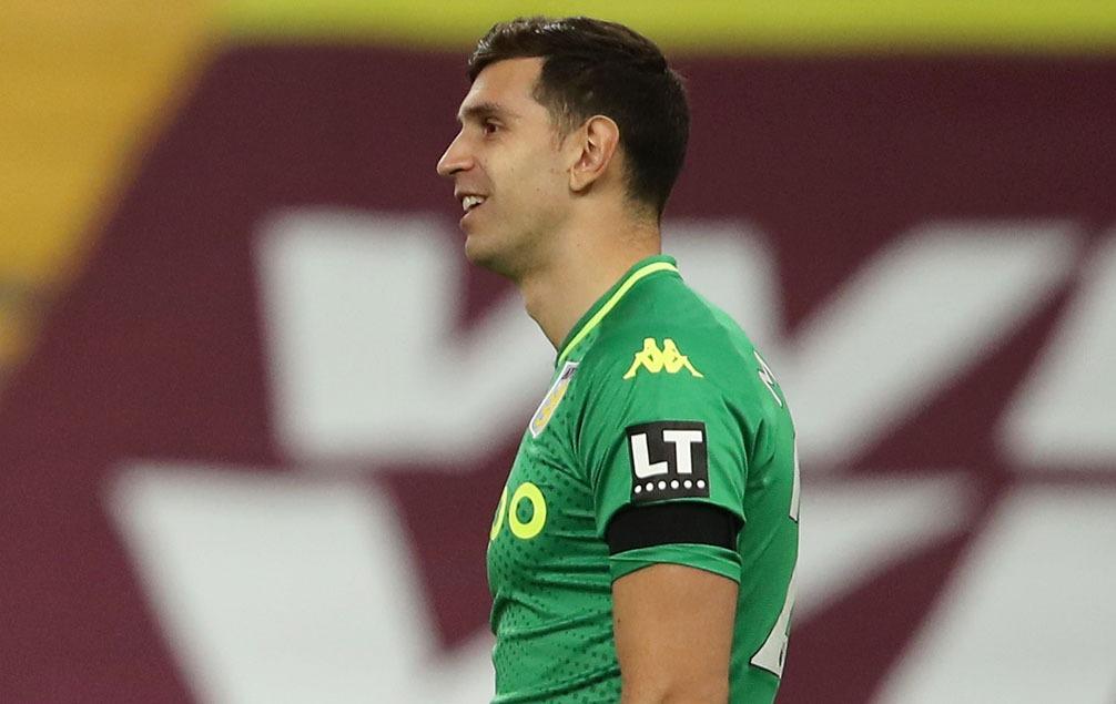 Martinez denied Burnley from scoring