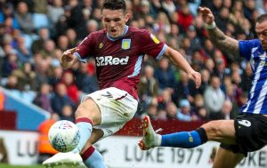 MOTM: McGinn vs Sheffield Wednesday
