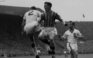McParland was a top striker for Villa