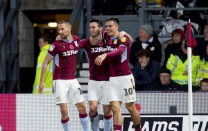 Villa midfield trio destroy Derby
