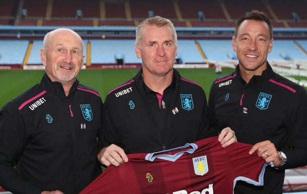 O'Kelly, Smith and John Terry