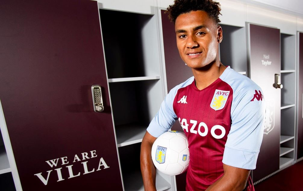 Watkins is Villa's new record signing