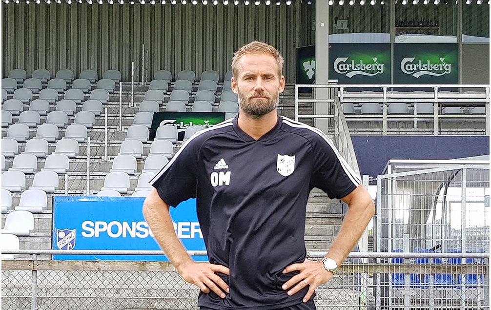 Olof Mellberg has dabled in management