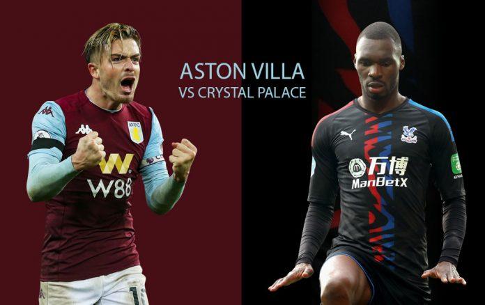 Aston Villa vs Crystal Palace