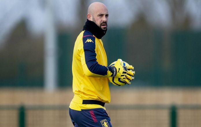 Pepe Reina - Aston Villa