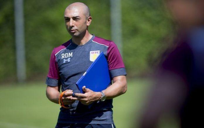 Di-Matteo wanted Premier League return