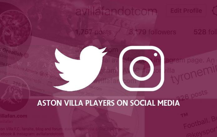 Aston Villa on Social Media