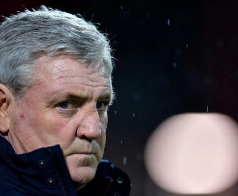 Bruce will hope to guide Aston Villa to promotion