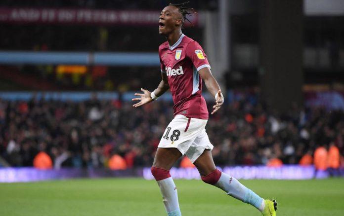 Abraham scored 4 against Forest