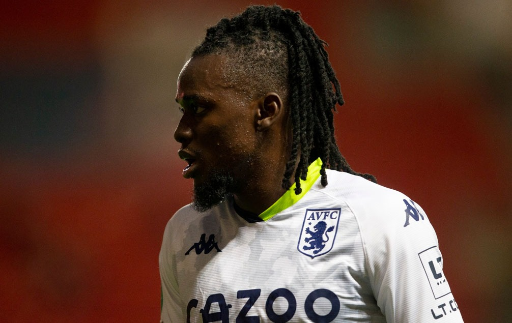 Traoré impressed against West Brom