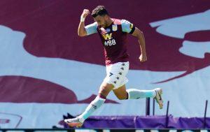 Trezeguet scored two against Crystal Palace