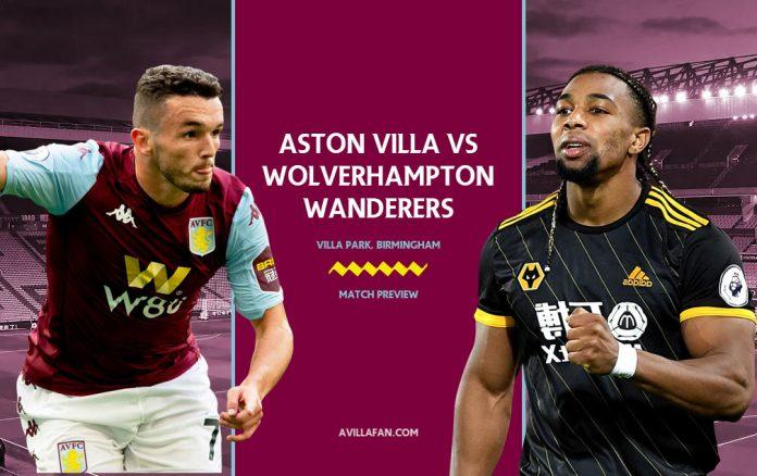 Villa vs Wolves