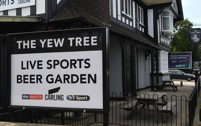 The Yew Tree, Witton
