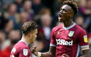 Abraham gives Villa the advantage over Albion