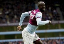 Adomah is in good form