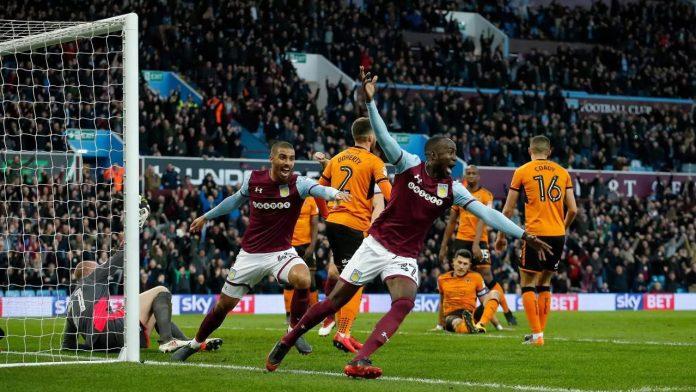 Albert Adomah scored vs Wolves